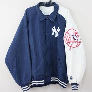 VTG Starter Diamond Collection Yankees Jacket B327